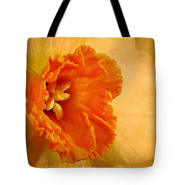 Inviting Tote Bag by Lois Bryan