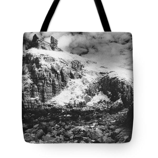Isle Of Skye Tote Bag by Simon Marsden
