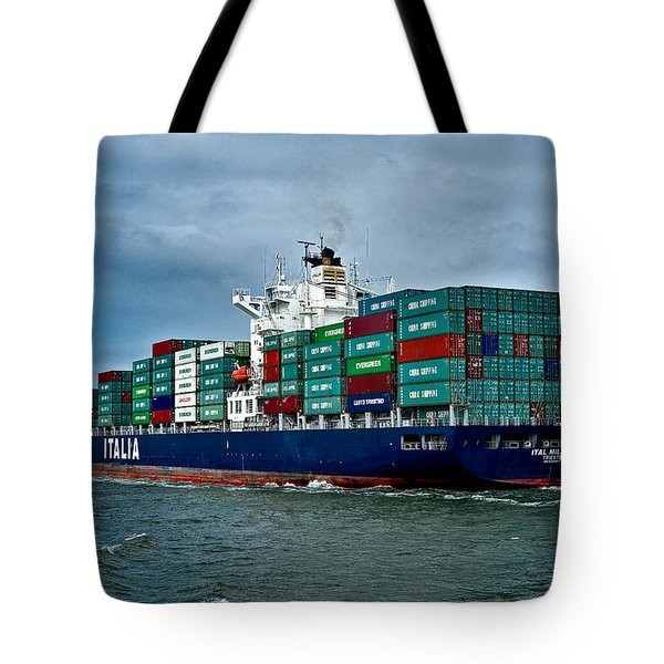 Ital Milione Tote Bag by Christopher Holmes