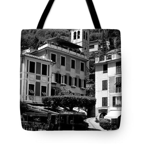 Italian Riviera Tote Bag by Corinne Rhode