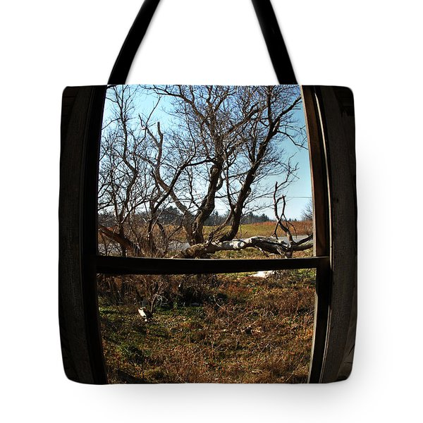 It's All A Matter Of Perspective Tote Bag by Amanda Barcon