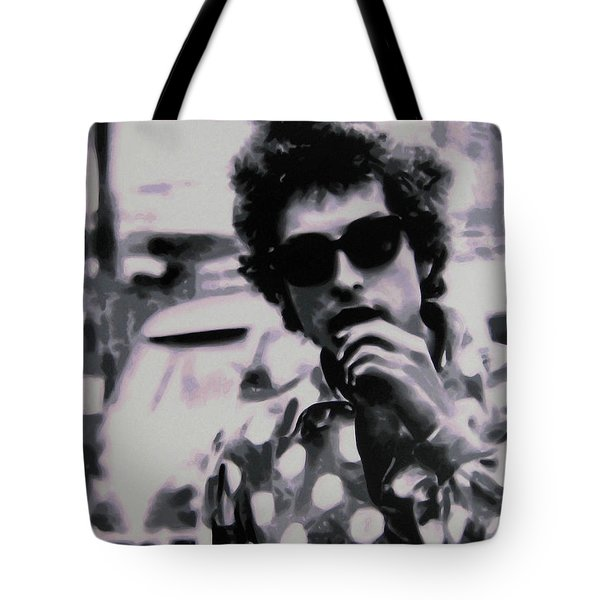 Its not dark yet buts its getting there Tote Bag by Luis Ludzska