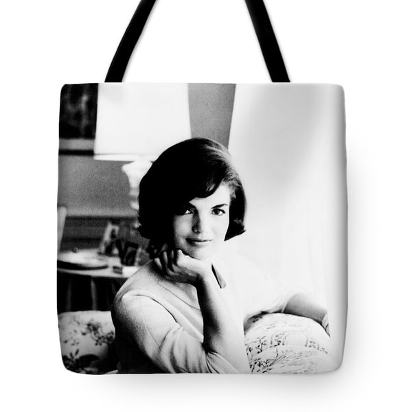 Jacqueline Tote Bag by Benjamin Yeager