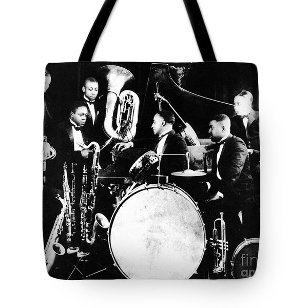 Jazz Musicians, C1925 Tote Bag by Granger