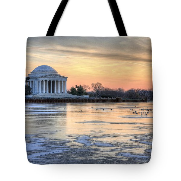 Jefferson Tote Bag by JC Findley