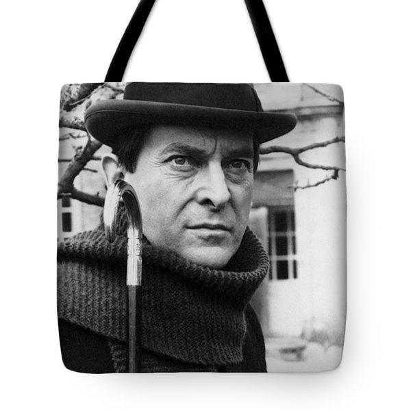 Jeremy Brett (1935-1995) Tote Bag by Granger