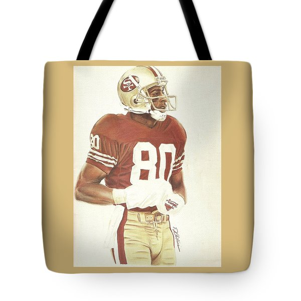 Jerry Tote Bag by Darren  Chilton