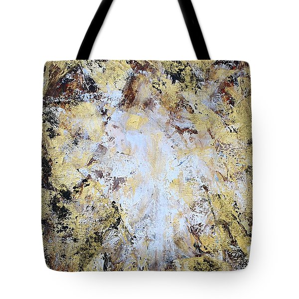 Jesus In Disguise Tote Bag by Kume Bryant