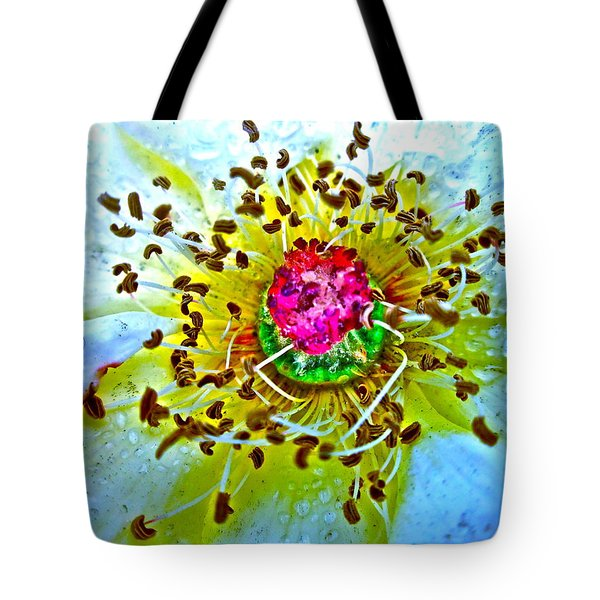 Jive Tote Bag by Gwyn Newcombe
