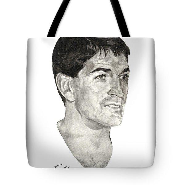 John Stockton Tote Bag by Tamir Barkan