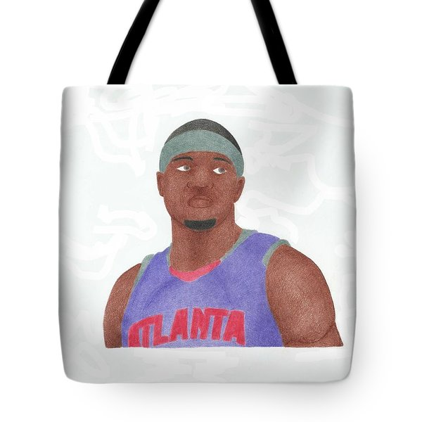 Josh Smith Tote Bag by Toni Jaso