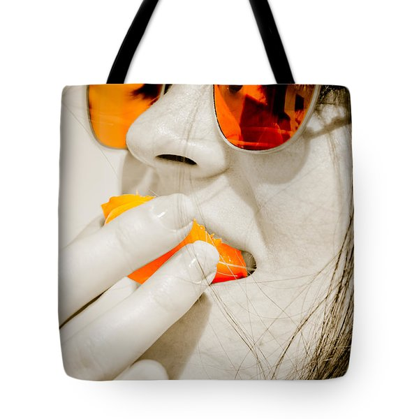 Juicy Fruits Tote Bag by Loriental Photography