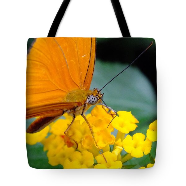 Julia Tote Bag by Peggy King