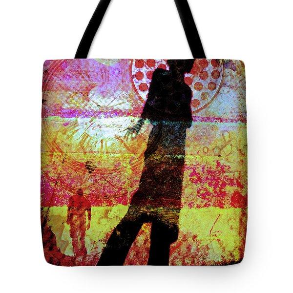 June 12 2010 Tote Bag by Tara Turner