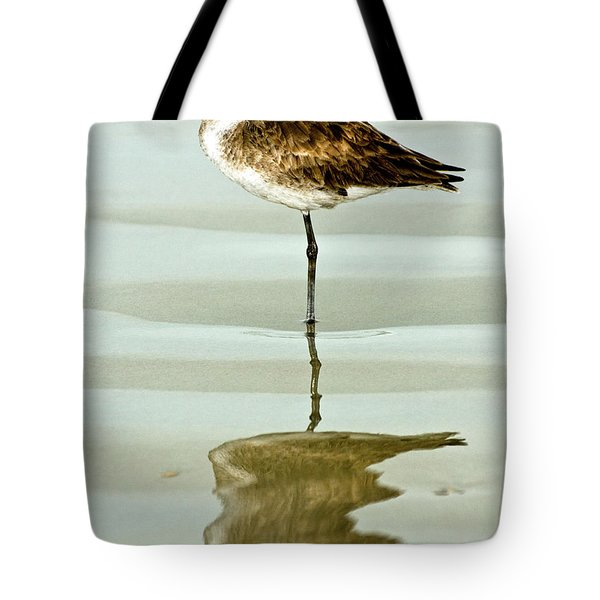 Just Being Coy Tote Bag by Christopher Holmes