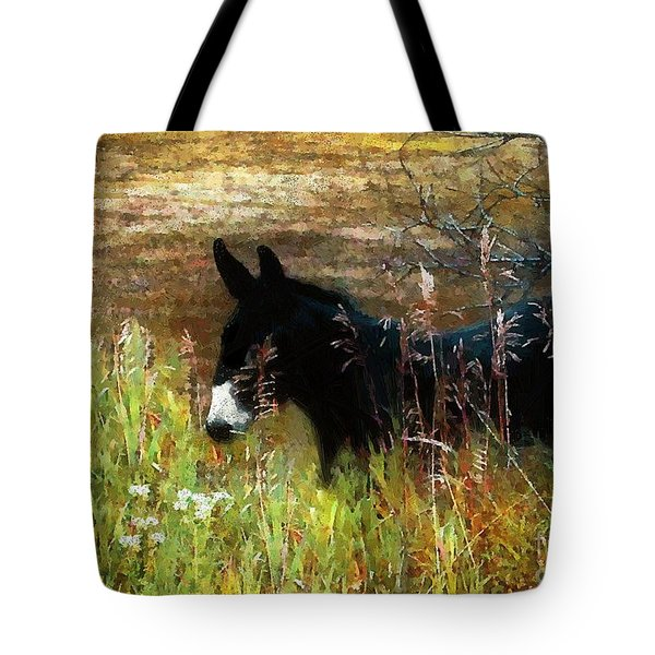 Just Chillin' Tote Bag by RC DeWinter