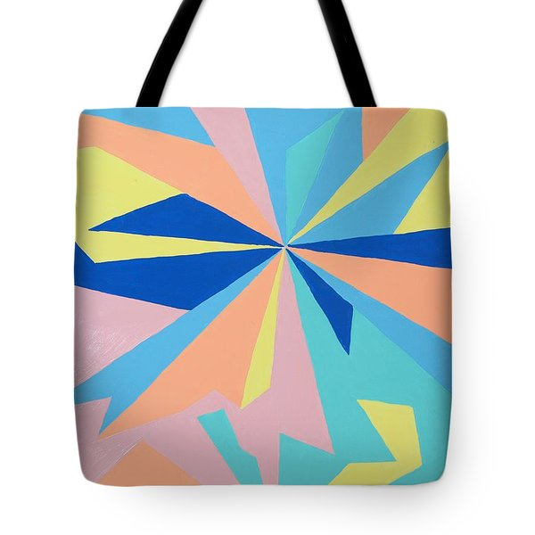 JUST CRAZY Tote Bag by Robert Margetts