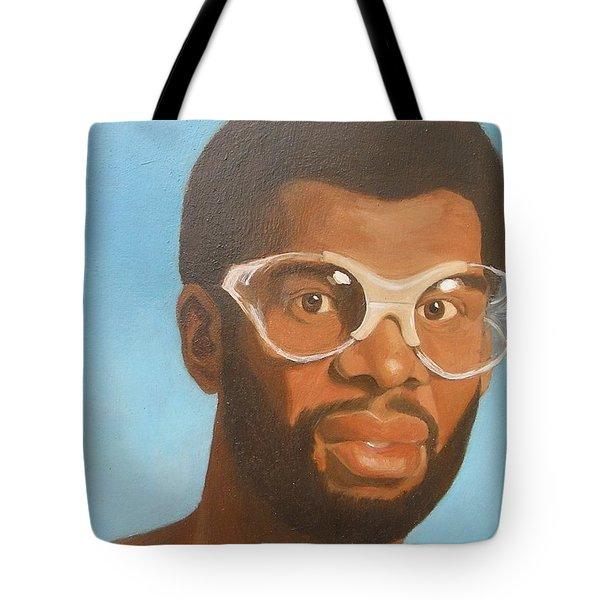 Kareem Tote Bag by Nigel Wynter