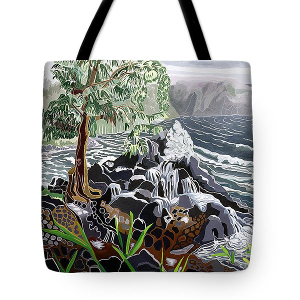 Keanae Tote Bag by Fay Biegun - Printscapes