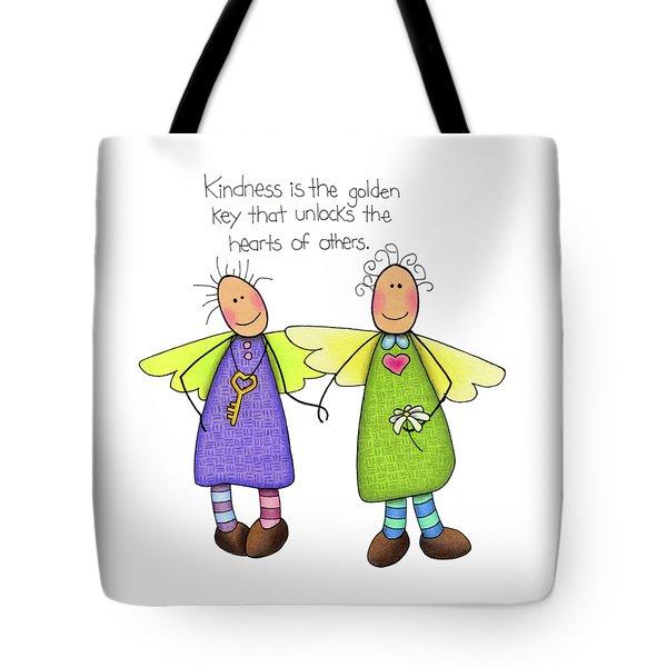 Kindness Tote Bag by Sarah Batalka