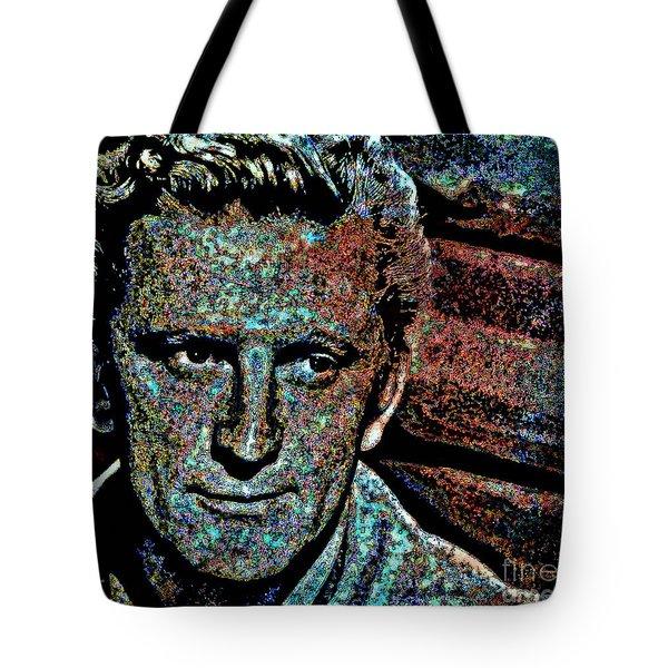 Kirk  Tote Bag by WBK