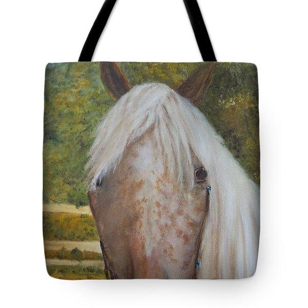 Kisha Tote Bag by Eydie Paterson