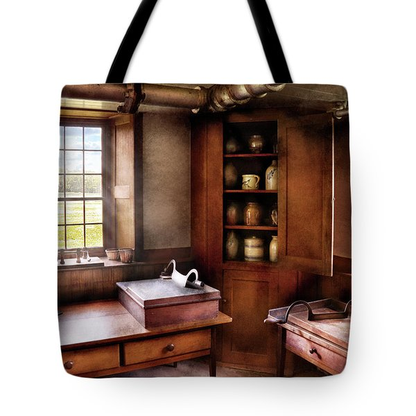 Kitchen - Nothing ordinary Tote Bag by Mike Savad