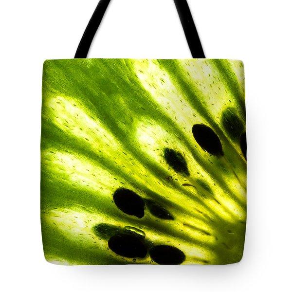 Kiwi Tote Bag by Gert Lavsen