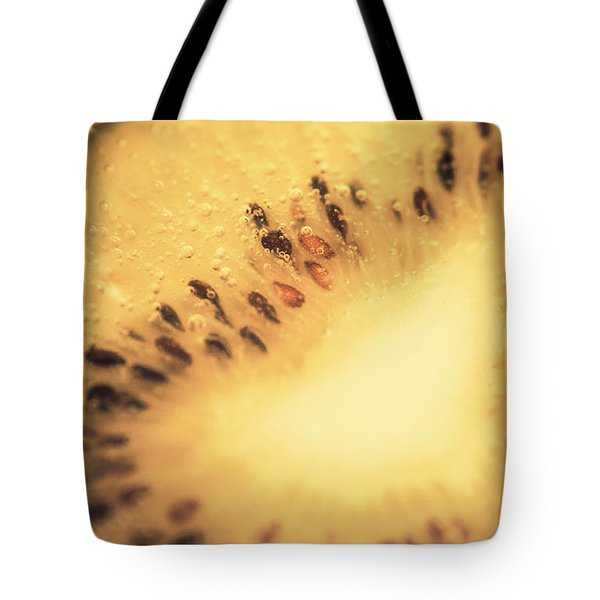 Kiwi Margarita Details Tote Bag by Jorgo Photography - Wall Art Gallery
