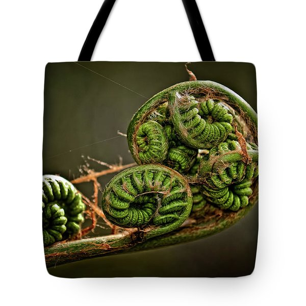 Knotted Tote Bag by Christopher Holmes