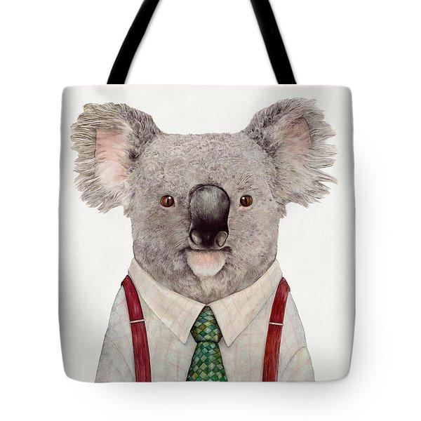 Koala Tote Bag by Animal Crew