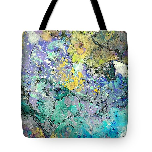 La Provence 08 Tote Bag by Miki De Goodaboom