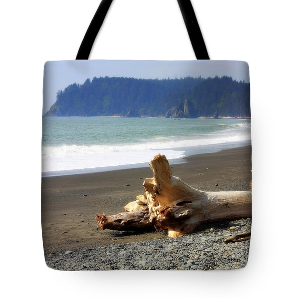 La Push Beach  Tote Bag by Carol Groenen