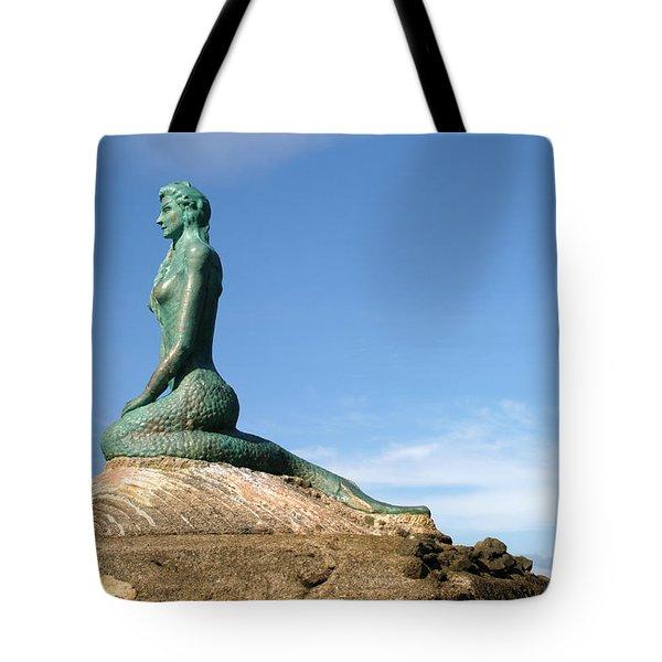 La Sirena Esterillos Oeste Costa Rica Tote Bag by Michelle Wiarda
