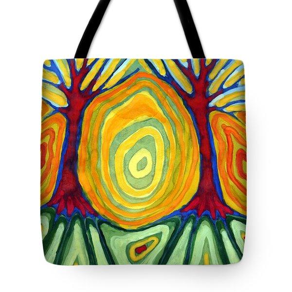Labyrinth Tote Bag by Wojtek Kowalski