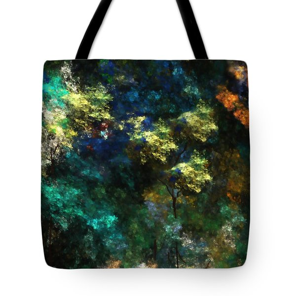 landscape 10-10-09 Tote Bag by David Lane