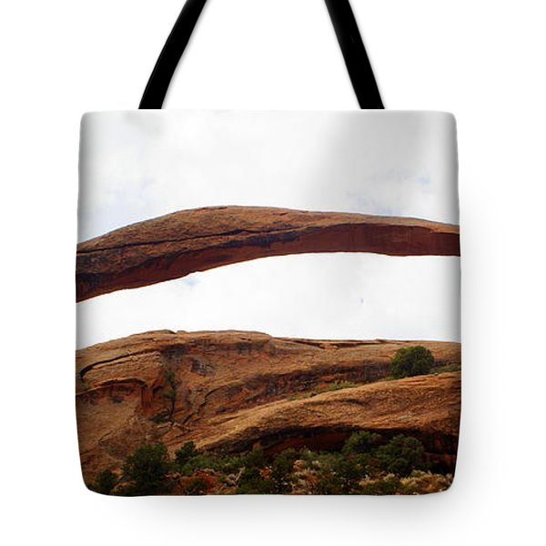 Landscape Arch 1 Tote Bag by Marty Koch
