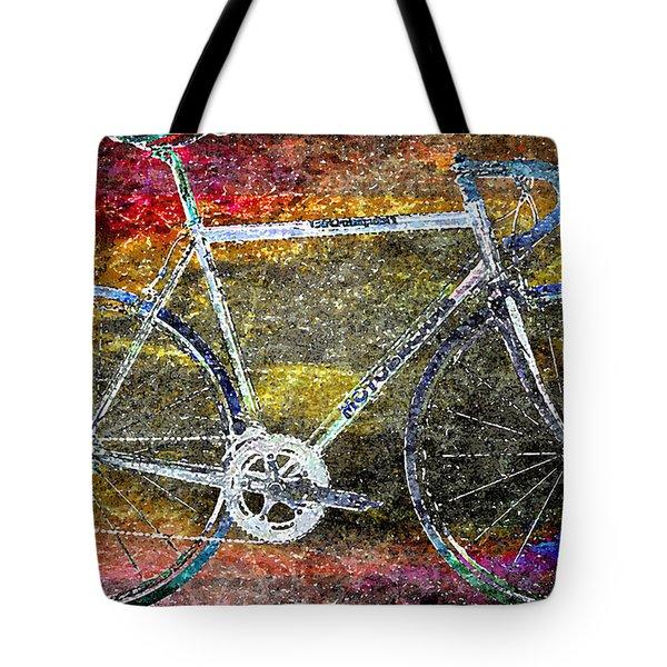 Le Champion Tote Bag by Julie Niemela
