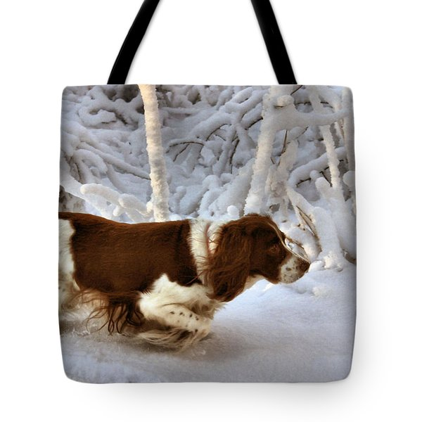 Leading the Way Tote Bag by Kristin Elmquist
