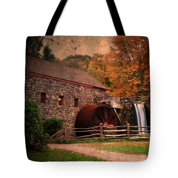 Leave A Light On For Me Tote Bag by Renee Hong