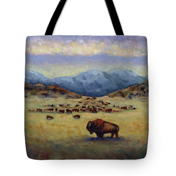 Legend Tote Bag by Linda Hiller