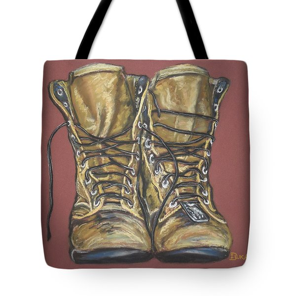 Lest We Forget Tote Bag by Dianne  Ilka