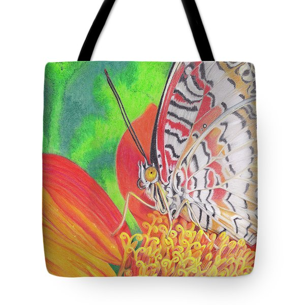 Let Go Tote Bag by Amy Tyler