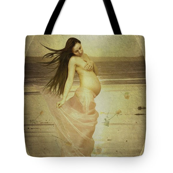 Let Your Soul And Spirit Fly Tote Bag by Linda Lees