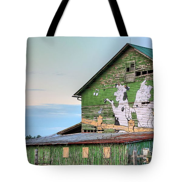 Lets Dance Tote Bag by JC Findley