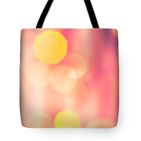 Let's Party Tote Bag by Jan Bickerton
