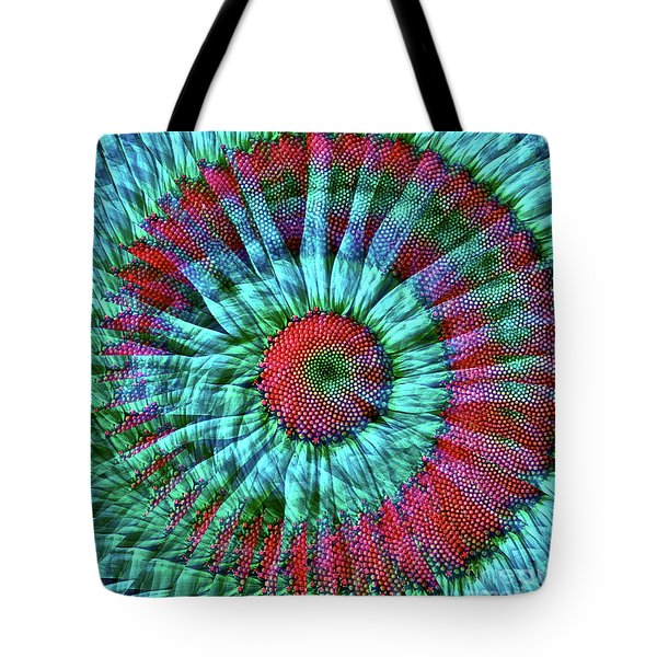 Life As A Daisy Tote Bag by Gwyn Newcombe