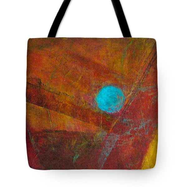 Life Force Tote Bag by Mary Sullivan