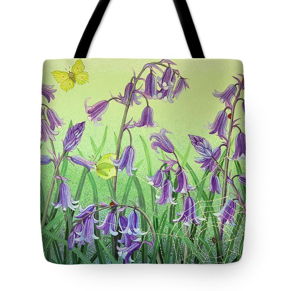Life Is Everwhere Tote Bag by Pat Scott