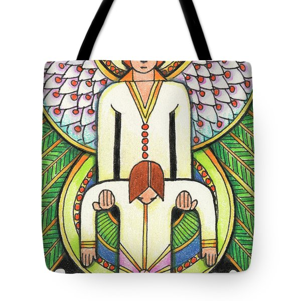 Lift Me Up Tote Bag by Amy S Turner